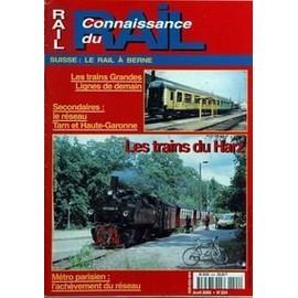 Connaissance Du Rail N� 224 Du 01/04/2000