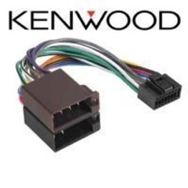 Connecteur ISO Kenwood 16 PIN