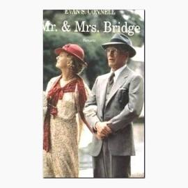 Mr. & Mrs. Bridge de CONNELL, Evan S.