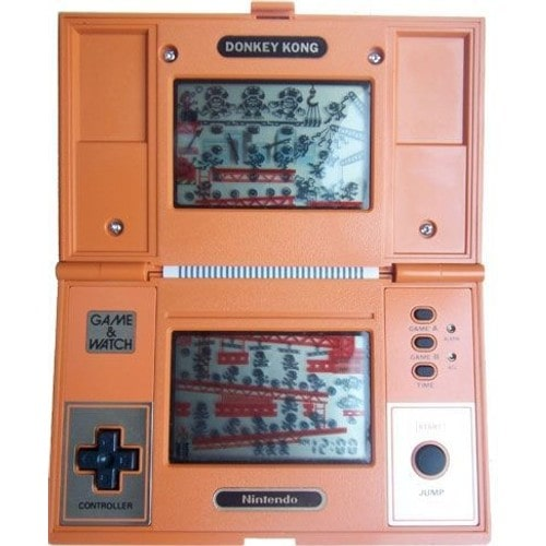 Consoles Game & Watch