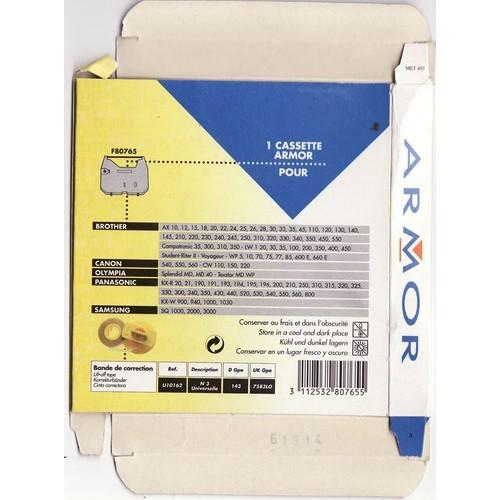 Consommables imprimante pour Panasonic