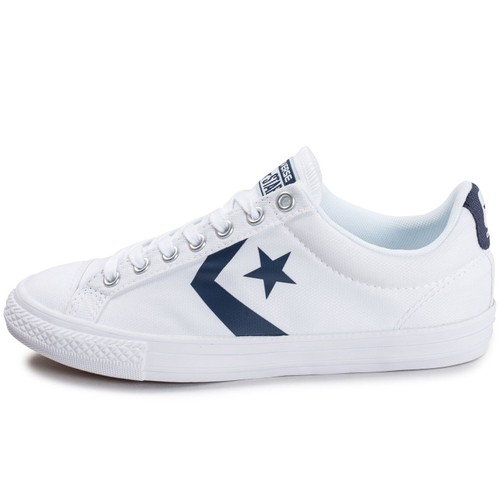 converse blanche lavage machine