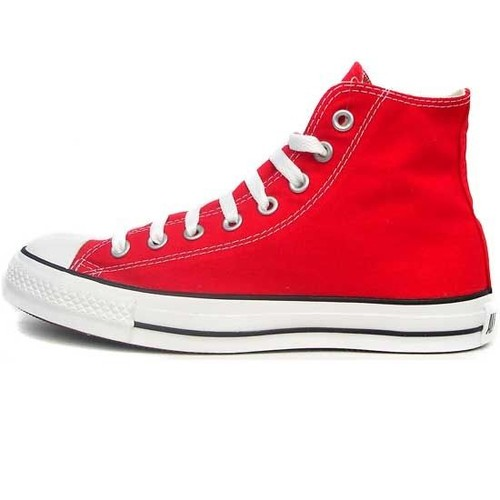converse rouge taille 38