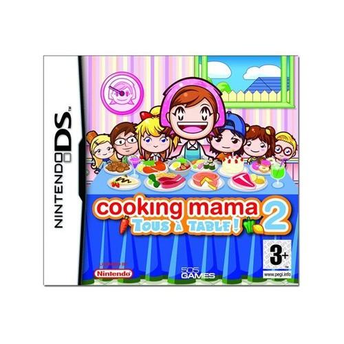 Cooking mama 2 tous a table ensemble complet 1 - Jeu de cuisine cooking mama ...