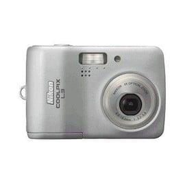Aucune annonce pour Nikon Coolpix L3 Compact 5.1 Mpix Argenté(e)