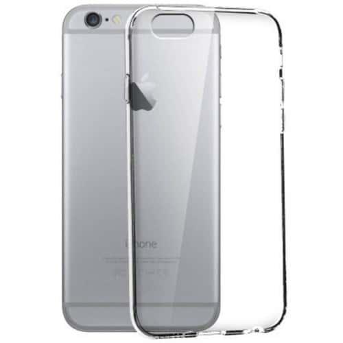 coque apple pour iphone 6 silicone pas cher ou d 39 occasion. Black Bedroom Furniture Sets. Home Design Ideas