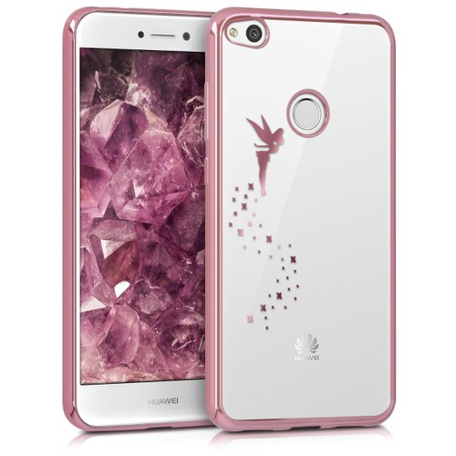 coque huawei p8 lite 2017 or rose