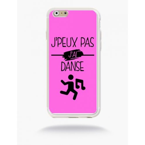 coque iphone 6 danse