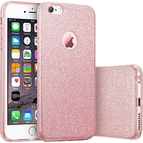 Coque Iphone  Plus Paillette Liquide