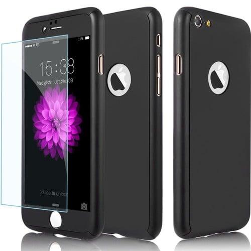 coque iphone 6 360 degres silicone