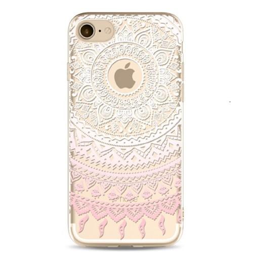 coque iphone 7 motif blanc