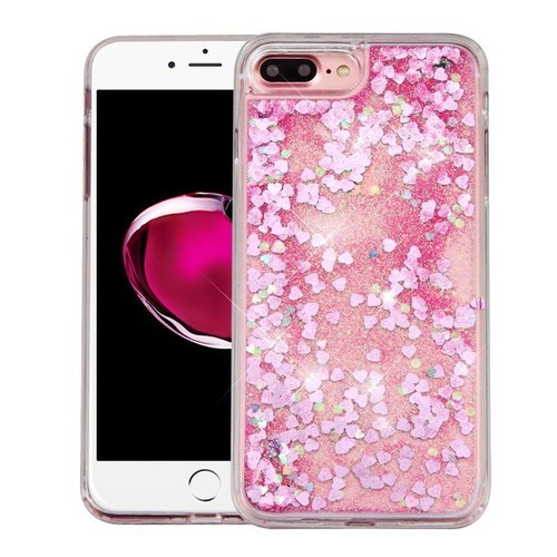 coque iphone 8 plus pailleté
