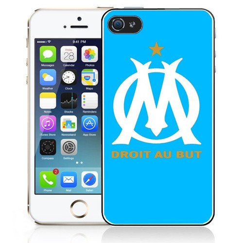 coque iphone 6 football marseille