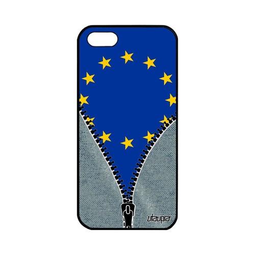 Coque Silicone Iphone 5 5s Se Drapeau Ue Europeen Europe Antichoc Mobile A Apple  Iphone 5 Iphone 5s Iphone Se 3065b1b55156