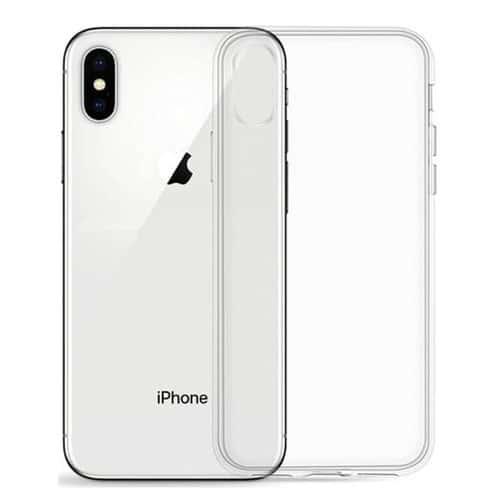 coque iphone xs max silicone rigide