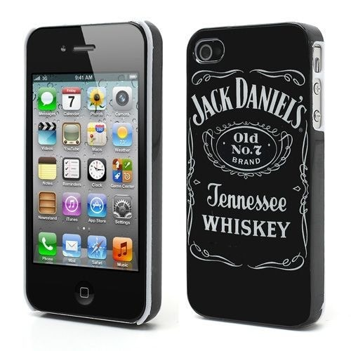 acheter coque jack daniels iphone 4 pas cher ou d 39 occasion sur priceminister. Black Bedroom Furniture Sets. Home Design Ideas