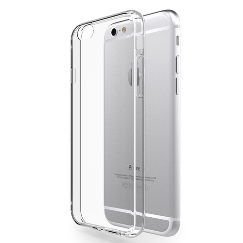 Coque Iphone S Silicone Transparent