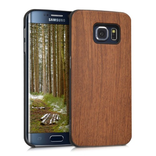coques en bois pour samsung galaxy s6 pas cher ou d 39 occasion sur priceminister rakuten. Black Bedroom Furniture Sets. Home Design Ideas