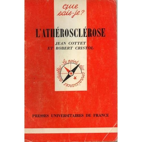 L'athérosclérose de R Cristol - Livre Achat Vente Neuf Occasion