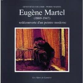 - Coulomb-Genevieve-Eugene-Martel-1869-1947-Redecouverte-D-un-Peintre-Moderne-Livre-937410472_ML