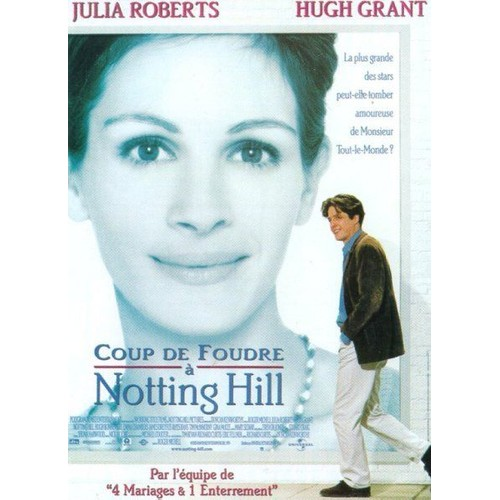 Coup de foudre nothing hill vhs priceminister rakuten - Coup de foudre a notting hill streaming gratuit ...