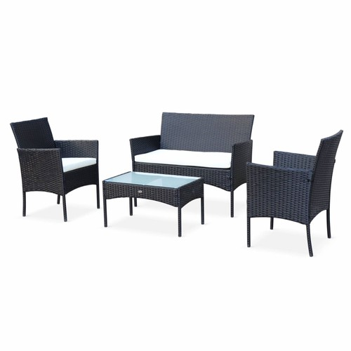 coussin salon de jardin pas cher ou d 39 occasion sur priceminister rakuten. Black Bedroom Furniture Sets. Home Design Ideas