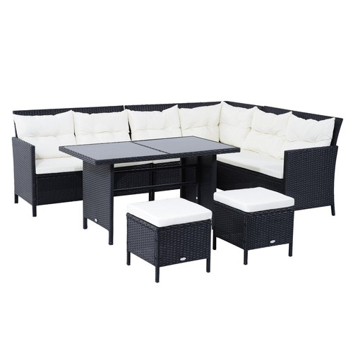 coussin salon de jardin pas cher ou d 39 occasion sur rakuten. Black Bedroom Furniture Sets. Home Design Ideas