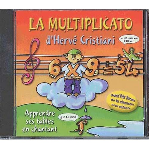 Les tables de multiplication en musique la for Multiplication en jouant
