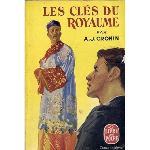 Les cles du royaume de anthony cronin achat vente neuf - Les neuf portes du royaume des ombres livre ...
