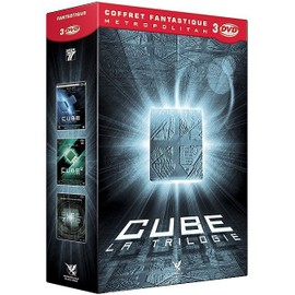 Cube - La Trilogie - Pack de Natali Vincenzo