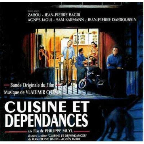 cuisine et dependances vladimir cosma cd album priceminister. Black Bedroom Furniture Sets. Home Design Ideas