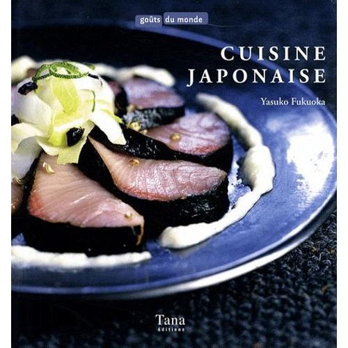 cuisine japonaise de yasuko fukuoka format broch priceminister rakuten. Black Bedroom Furniture Sets. Home Design Ideas