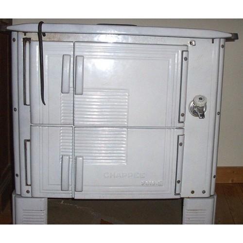 cuisini re chapp e bois charbon pas cher achat vente rakuten. Black Bedroom Furniture Sets. Home Design Ideas