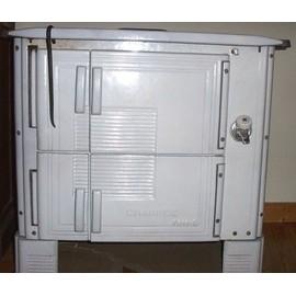 cuisini re chapp e bois charbon pas cher achat vente priceminister rakuten. Black Bedroom Furniture Sets. Home Design Ideas