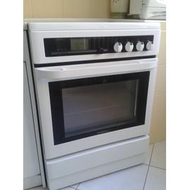 de dietrich cuisiniere dci399we1 couleur blanc achat et vente. Black Bedroom Furniture Sets. Home Design Ideas