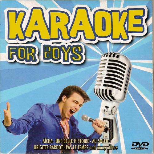 DVD Karaok� (Autres Zones)