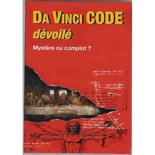 Da vinci code d voil myst re ou complot dvd zone 2 - Code avantage aroma zone frais de port ...