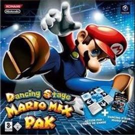 Dancing Stage Mario Mix - Mario Dance