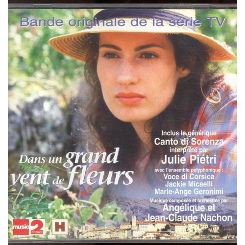 Dans un grand vent de fleurs cd album priceminister for Dans un grand vent de fleurs