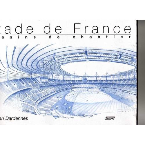 Dessin Stade De France