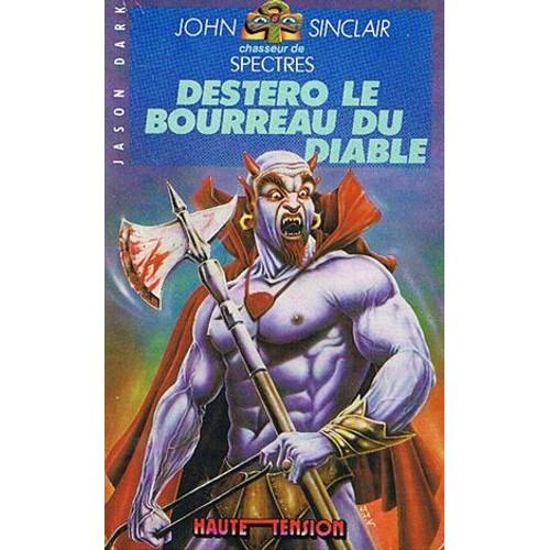 Destero le bourreau du diable de dark jason - Code promo vente du diable frais de port offert ...