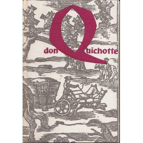 Don Quichotte De La Mancha De Cervantes