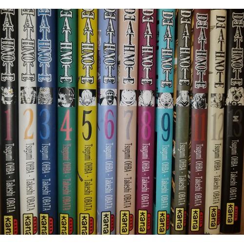 Death Note Tome 1 A 13 Pas Cher Ou D'occasion Sur Rakuten