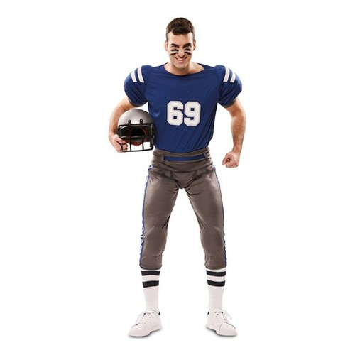 Footballer Americain Costume S Deguisement Zombie Adulte Taille 244 gYvbf7y6