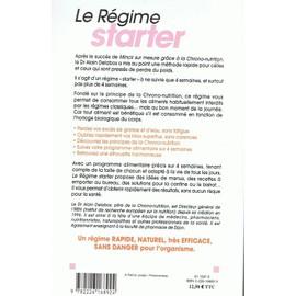 Le Régime Starter - Jusqu'à 8 Kilos En 4 Semaines Maxi de ...