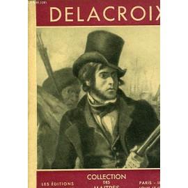 Delacroix de michel florisoone
