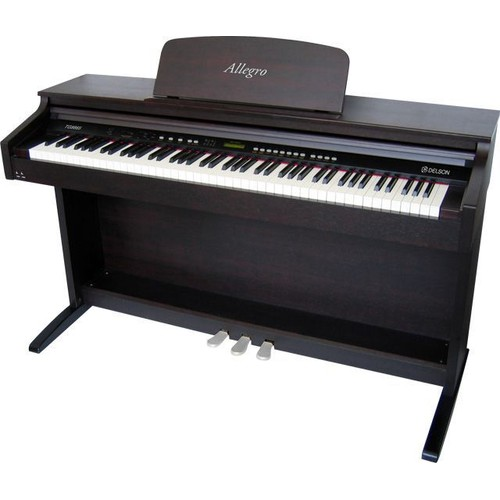 piano num rique delson allegro 8865 achat et vente. Black Bedroom Furniture Sets. Home Design Ideas