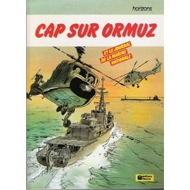 Cap Sur Ormuz - Horizons T.6 de alb ric depalmaert