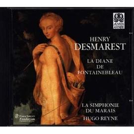 La Diane De Fontainebleau - Desmarest, Henry