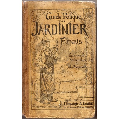 Guide pratique du jardinier fran ais ou trait complet d for Anciens livres de cuisine